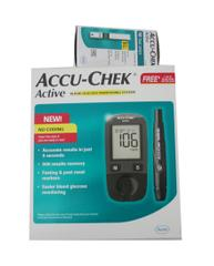 Accu Chek Glucometer Kit with Free 10 Strips
