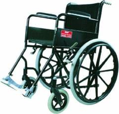 Vissco Black Magic Wheelchair 0983