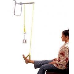 Vissco 1005 Foot Hold Exerciser Set