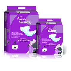 Med-e Swach Adult Diaper Size (Medium)