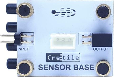 9 Cretile Sensor Set, One NOT Gate & One Sensor Base