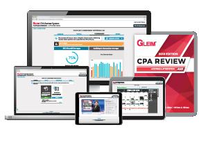 Auditing (AUD) - Gleim CPA Review Premium