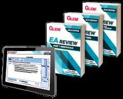 Gleim EA Textbook & Test Prep (Part 1, 2 & 3)