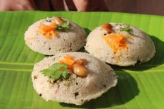 Little Millet Rava Idly