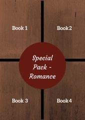 Special Pack of 4 Books - Romance