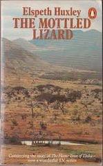 The Mottled Lizard
