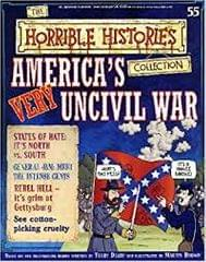 Horrible Histories - America's Very Uncivil War