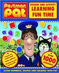 Postman Pat - Sticker and Activity