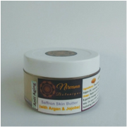 Whipped Saffron Skin Butter with Argan and Jojoba - 85 ml