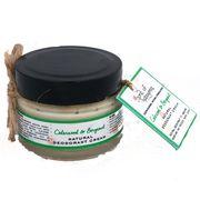 Cedarwood & Bergamot Natural Deodorant Cream - 50 gms