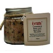 Lavender & Basil Bath Salt - 250 gms