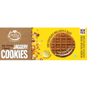 Organic Dry fruits and Seeds Jaggery Cookies 150 gms