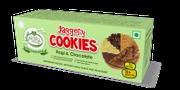Organic Ragi and Choco Jaggery Cookies - 150 gms