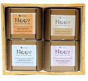Gift Box of Natural Soaps Handmade by Rural Women 500 gms
