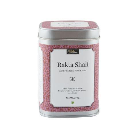 Rakta Shali - Exotic Red Rice 250 gms