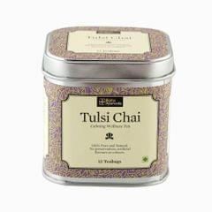 Tulsi Chai - Calming Wellness Tea (12 Tea Bags)