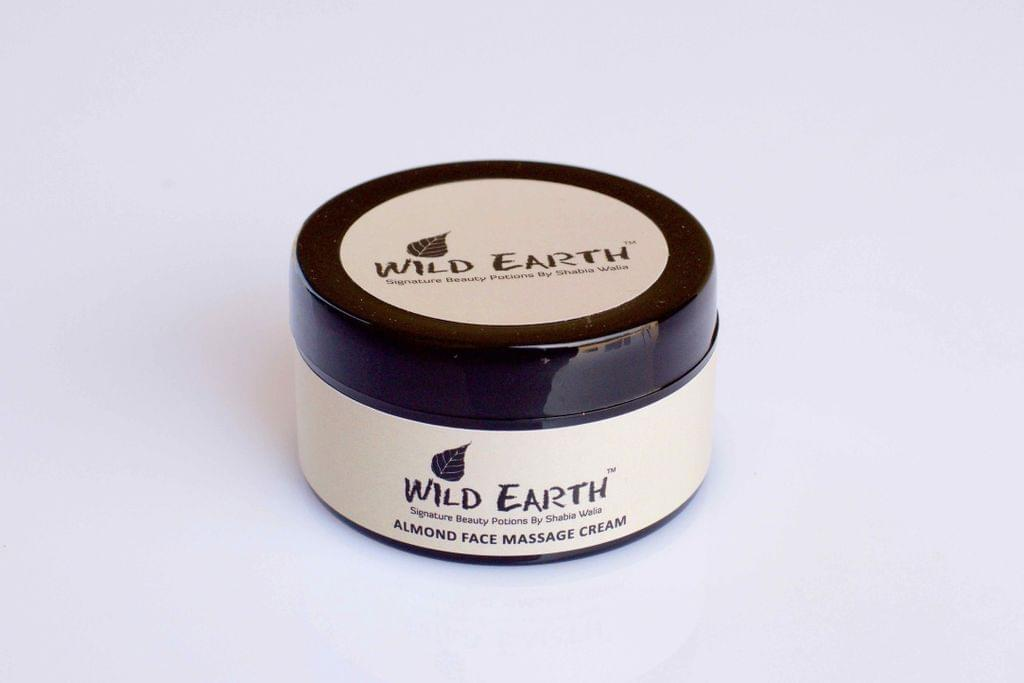Almond Face Massage Cream, 50 gms