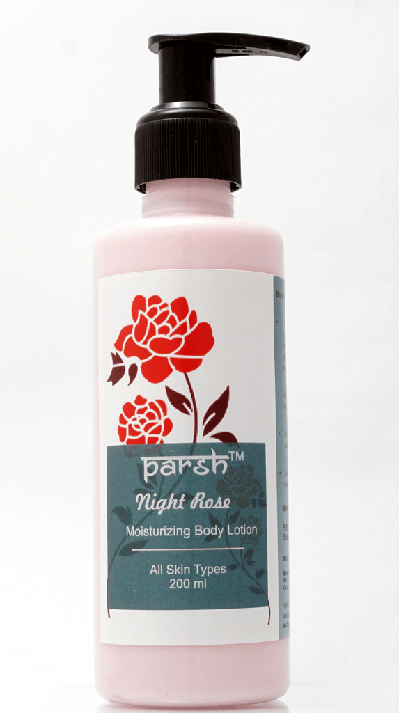 Calendula & Night Rose Body Lotion - 200 ml