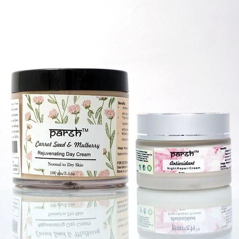 Combo for Day & Night Creams