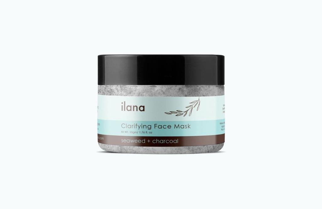 Clarifying Clay Mask with Seaweed & Charcoal - 50 gm