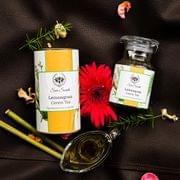 Lemongrass Green Tea - 50 gm