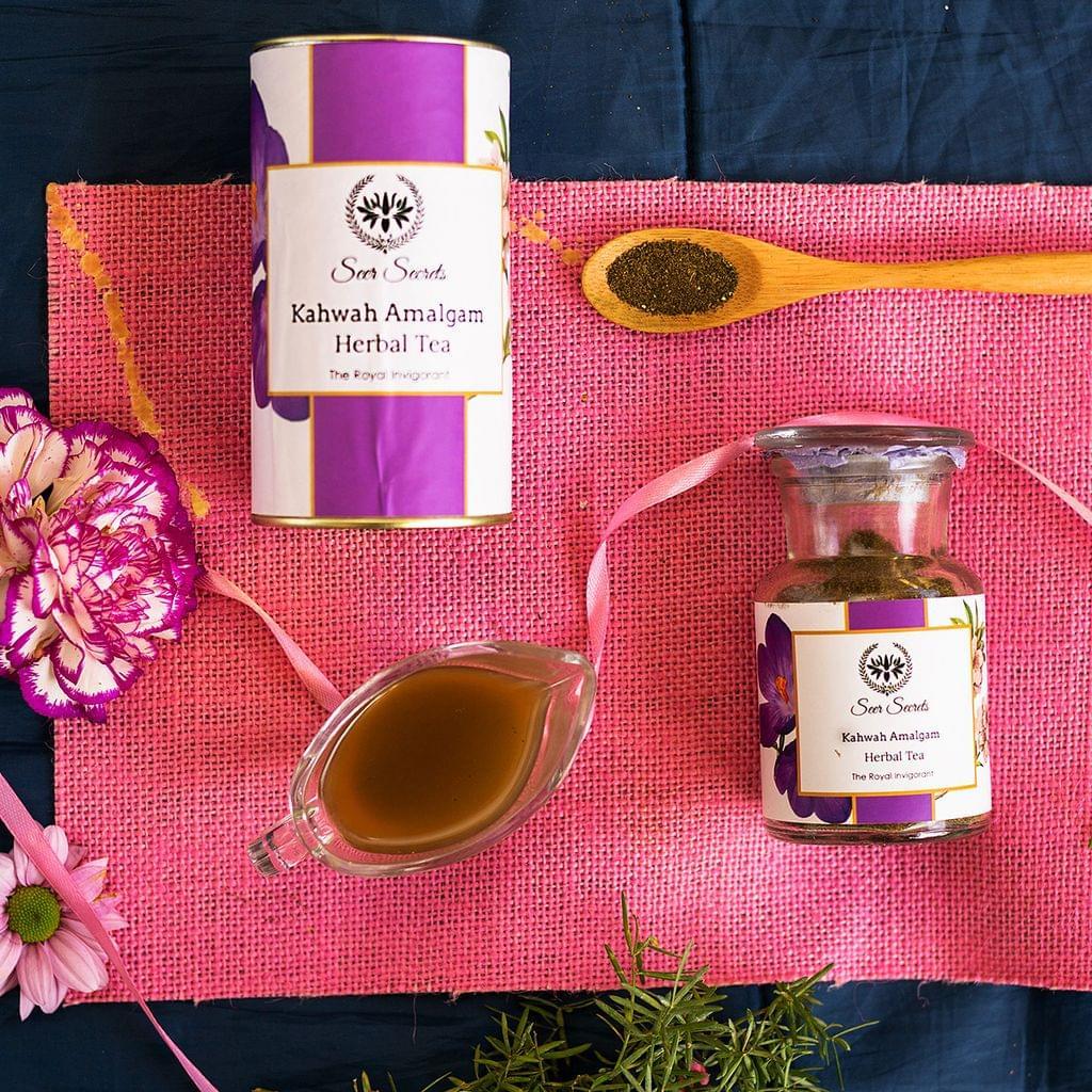 Kawa Amalgum Herbal Tea - 50 gm