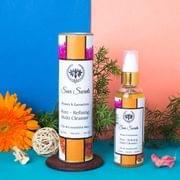 Honey & Geranium Pore Refining Multi Cleanser - 100 ml