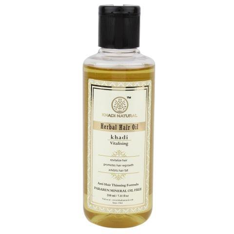 Vitalizing Hair Oil - 210 ml