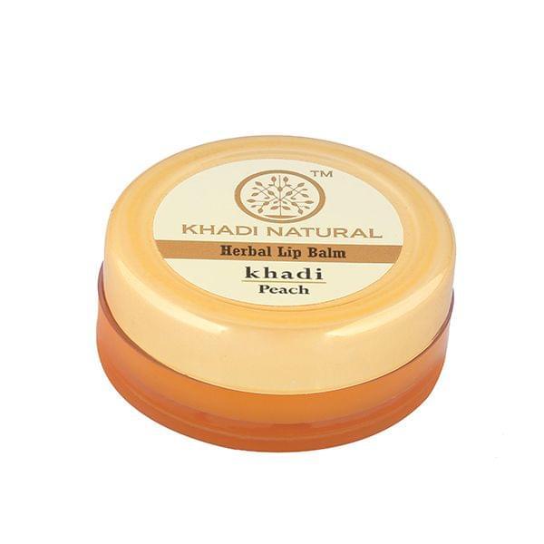 Peach Lip Balm - 5 gm