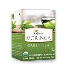 Moringa Green Tea (20 Tea bags / box) - 40 gms