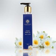 French Water Lily Body Lotion - 200 ml