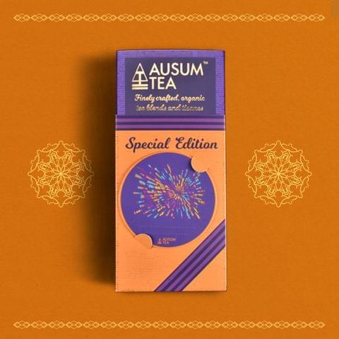 Turmeric and Pepercorn Herbal Infusion