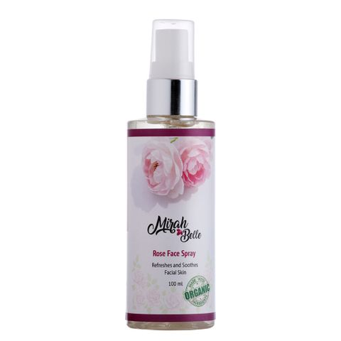 Rose Face Spray - 100 ml