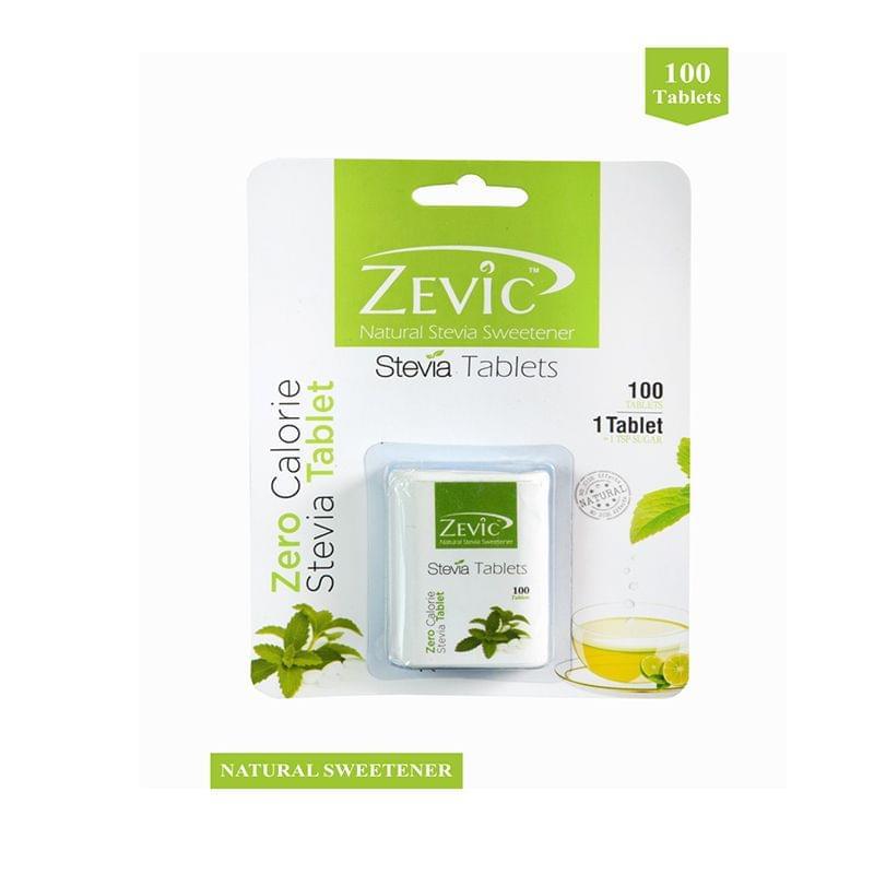Stevia White Tablet - 100 Tablets