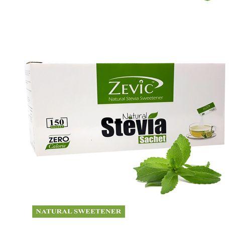 Stevia Zero Calorie Sachets - 150 Pcs