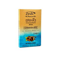 Couverture Milk Chocolate (Macadamia & Hazelnut) - 90 gms