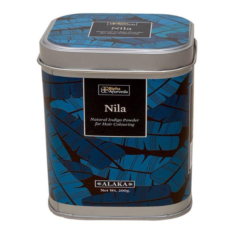 Nila Indigo Powder for Hair Colouring - 200 gms