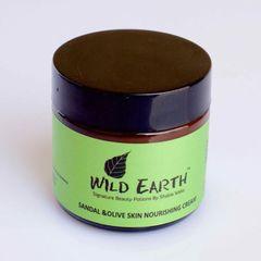Sandal & Olive Skin Nourishing Cream - 60 gms