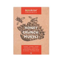 Honey Crunch Muesli - 300 gms