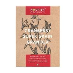 Cranberry Super Grain Granola - 300 gms