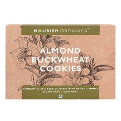 Almond Buckwheat Cookies - 150 gms