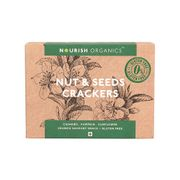 Nut & Seeds Crackers - 120 gms