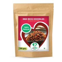 Red Rice Noodles - 180 gm