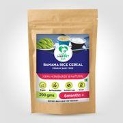 Banana Rice Cereal - 200 gm