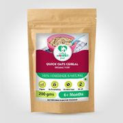 Quick Oats Cereal - 200 gm