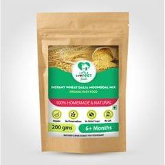 Instant Wheat Dalia Moongdal Mix - 200 gm