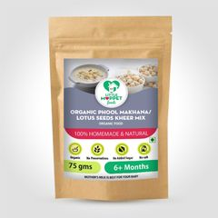 Organic Lotus Seeds Kheer Mix - 75 gm