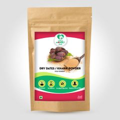 Dried Dates Powder - 50 gm (Pack of 2)