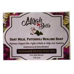 Patchouli & Goat Milk Healing Soap - 125 gm