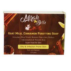Cinnamon & Goat Milk, Purifying Soap - 125 gm